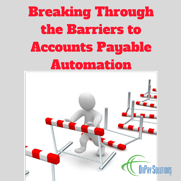 Accounts Payable Automation