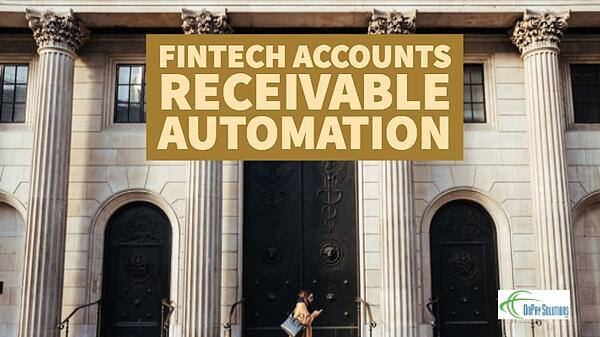 Fintech - Accounts Receivable Automation - AR Lockbox