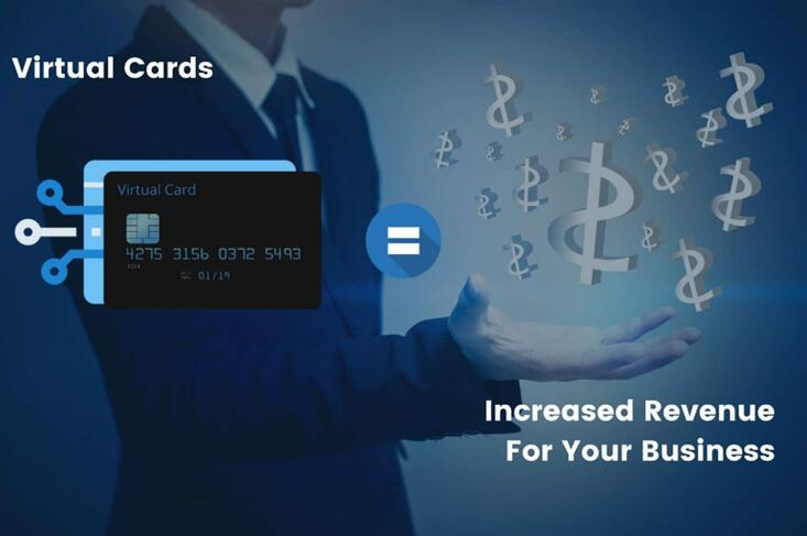 Virtual Cards for AP generate revenue on spend image