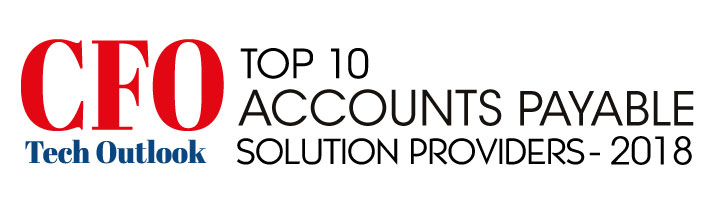 OnPay Solutions - CFO Tech Outlook Top 10 Accounts Payable Solutions Providers - 2018