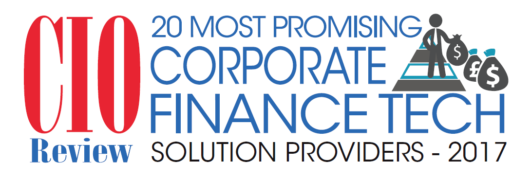 CIOReview - OnPay 20 Most Promising Corporate Finance Tech logo