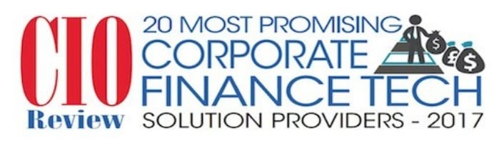 OnPay Solutions - OnPay Solutions Winner of CIO Review's 20 Most Promising Corporate Finance Tech Solution Providers - 2017